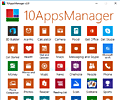 10AppsManager screenshot