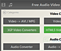Pazera Free Audio Video Pack screenshot