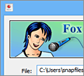Fox Magic Audio Recorder screenshot