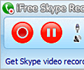 iFree Skype Recorder screenshot