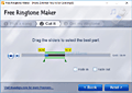MuseTips Free MP3 Ringtone Maker screenshot