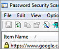 Password Security Scanner screenshot